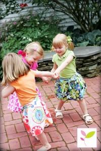 Triplets in Boston children's photography