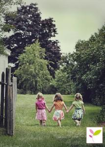 Family Photo on a Farm in Massachusetts