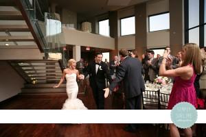 State Room Wedding Entrance